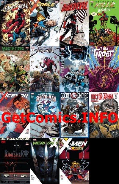 2017.08.23 Marvel Week+