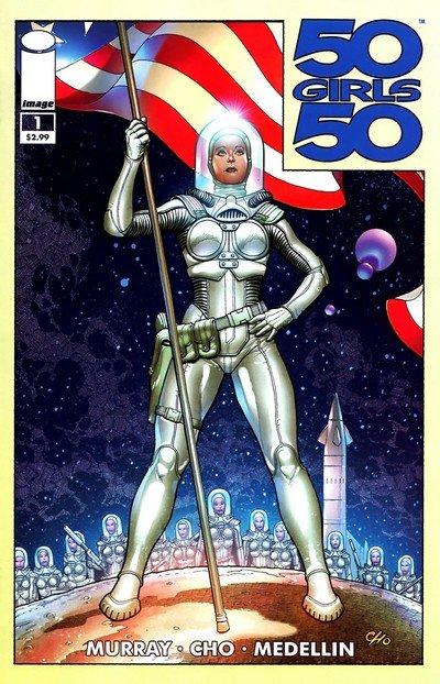 50 Girls 50 #1 – 4 (2011)