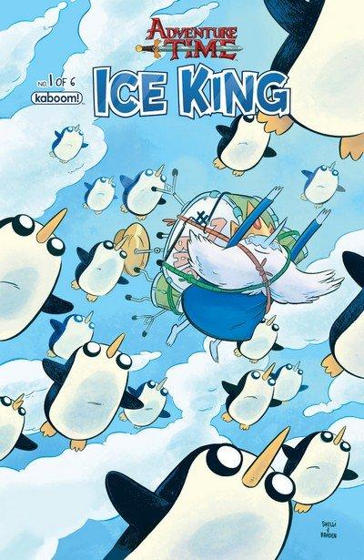 Adventure Time – Ice King #1 – 6 + TPB (2016)