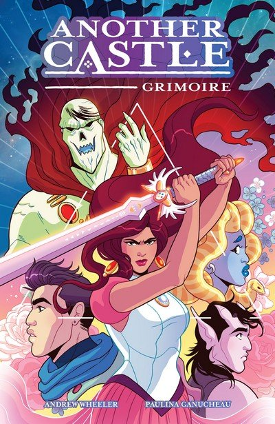 Another Castle Vol. 1 – Grimoire (TPB) (2017)
