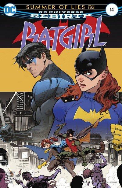 Batgirl #14 (2017)