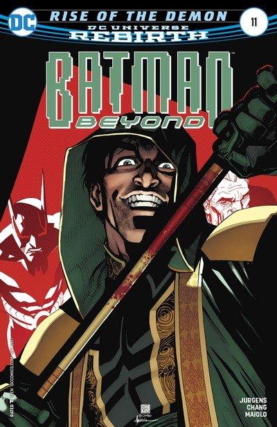 Batman Beyond #11 (2017)