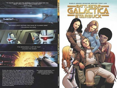 Battlestar Galactica – Starbuck (TPB) (2016)