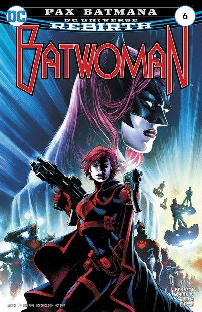 Batwoman #6 (2017)