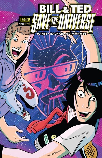 Bill & Ted Save the Universe #3 (2017)