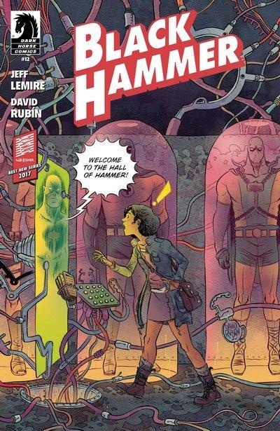 Black Hammer #12 (2017)