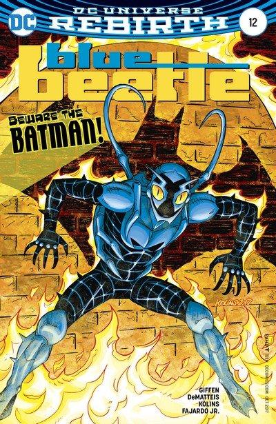 Blue Beetle #12 (2017)