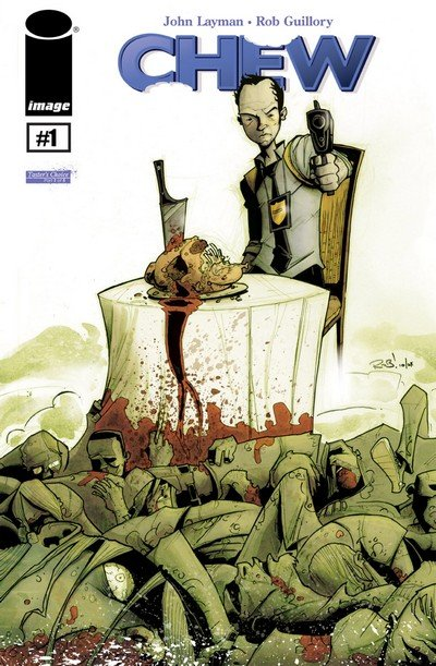 Chew #1 – 60 + TPB Vol. 1 – 12 + Extras (2009-2017)