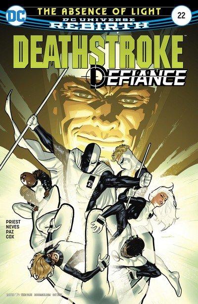 Deathstroke #22 (2017)