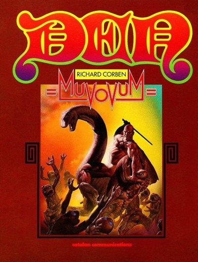 Den 2 – Muvovum (Adult Comics) (2017)