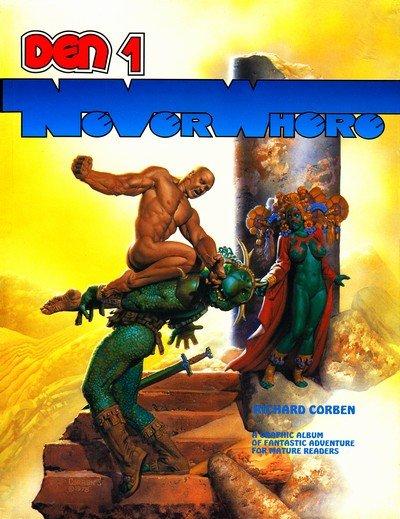 Den – Neverwhere (Adult Comics) (1984)