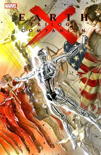 Earth X Trilogy Companion (2008)