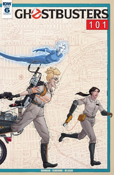 Ghostbusters 101 #6 (2017)