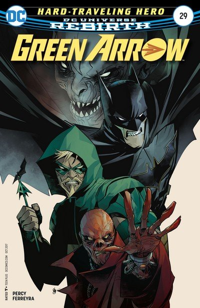 Green Arrow #29 (2017)