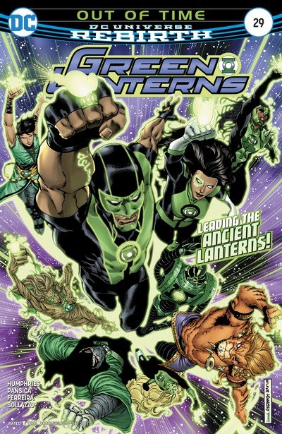 Green Lanterns #29 (2017)
