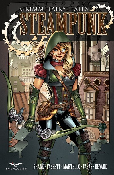 Grimm Fairy Tales Steampunk (TPB) (2017)
