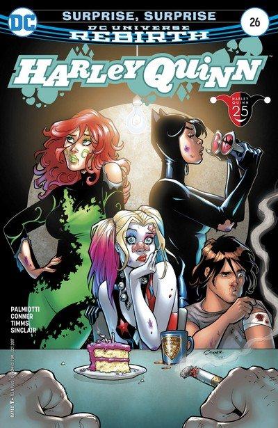 Harley Quinn #26 (2017)