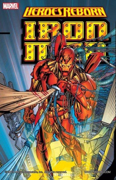 Heroes Reborn – Iron Man (TPB) (2006)