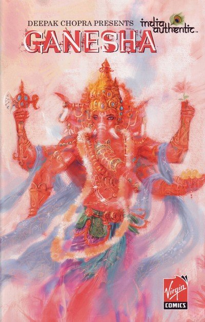 India Authentic #1 – 14 (2007-2008)