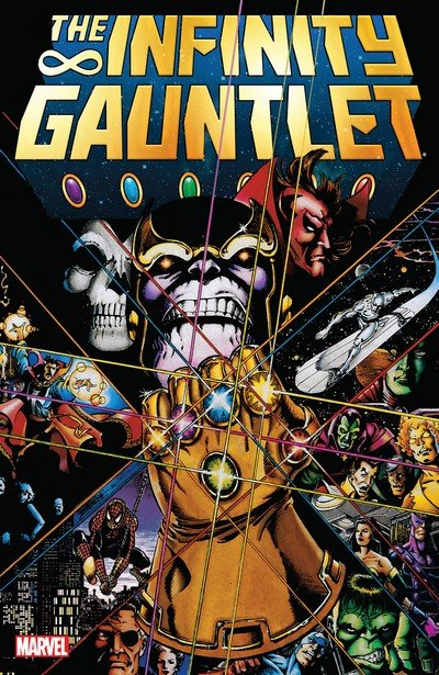 Infinity Gauntlet (TPB) (1992) (2017 Edition)