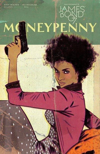 James Bond – Moneypenny (2017)