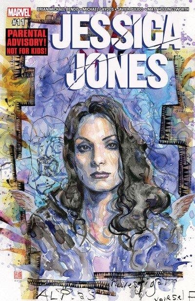Jessica Jones #11 (2017)