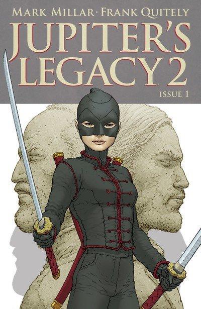 Jupiter's Legacy Vol. 2 #1 – 5 (2016-2017)