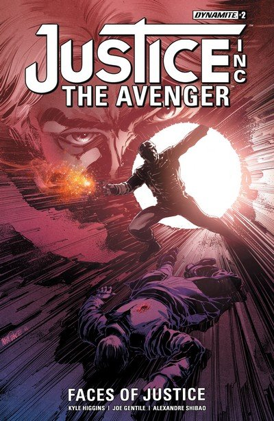 Justice Inc – The Avenger #2 (2017)