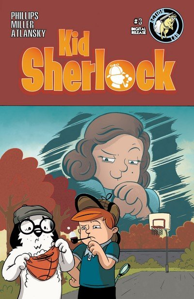 Kid Sherlock #3 (2017)