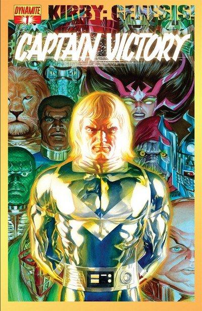 Kirby – Genesis – Captain Victory #1 – 6 + TPB (2011-2012)