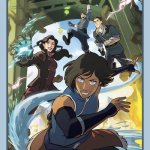 The Legend of Korra – Turf Wars Part One (2017)