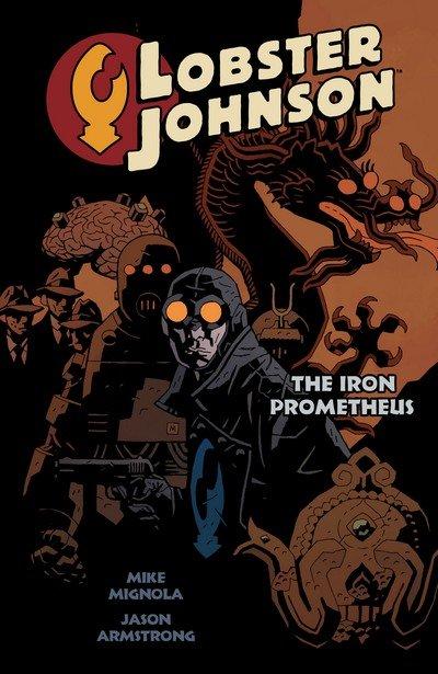 Lobster Johnson Vol. 1 – 6 (TPB) (2008-2018)