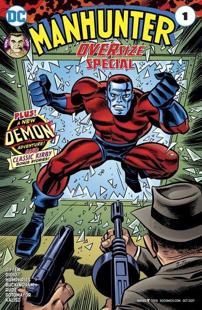 Manhunter Special #1 (2017)