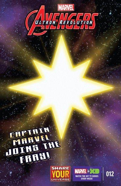 Marvel Universe Avengers – Ultron Revolution #12 (2017)