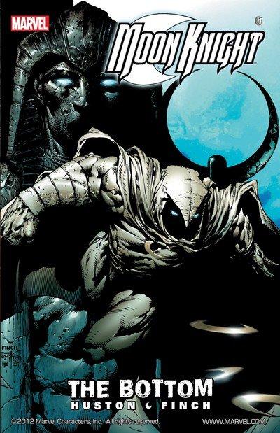 Moon Knight Vol. 2 TPBs (Vol. 1 – 5) (2006-2009)