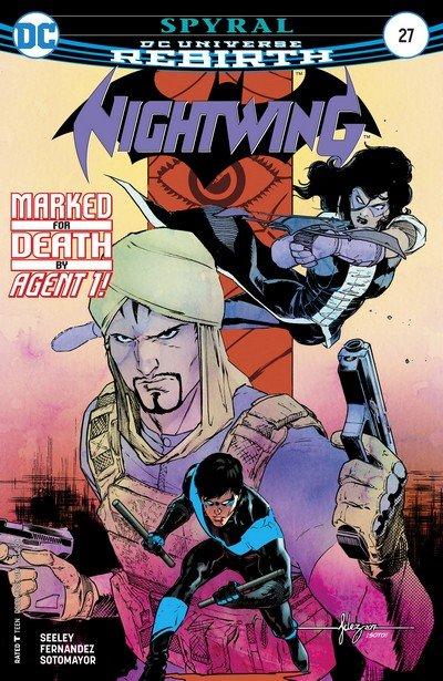 Nightwing #27 (2017)