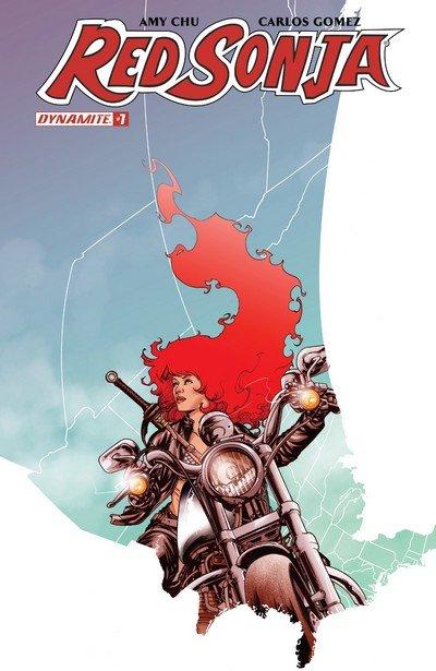 Red Sonja Vol. 4 #7 (2017)