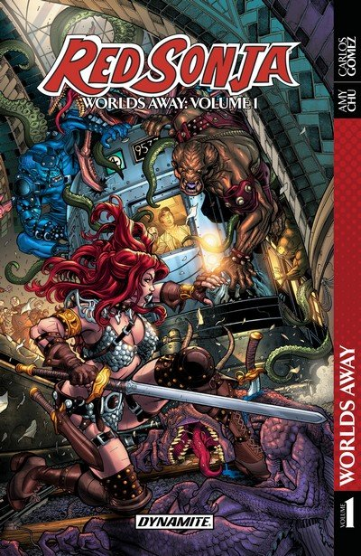 Red Sonja – Worlds Away Vol. 1 (TPB) (2017)