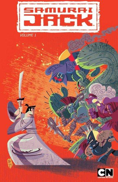 Samurai Jack Vol. 1 – 4 (TPB) (2014-2015)