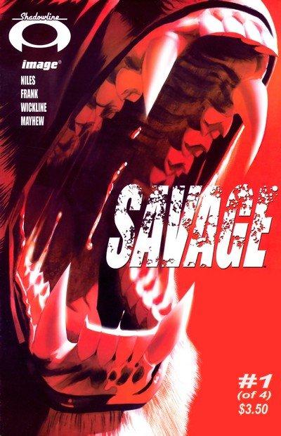 Savage #1 – 4 (2008)