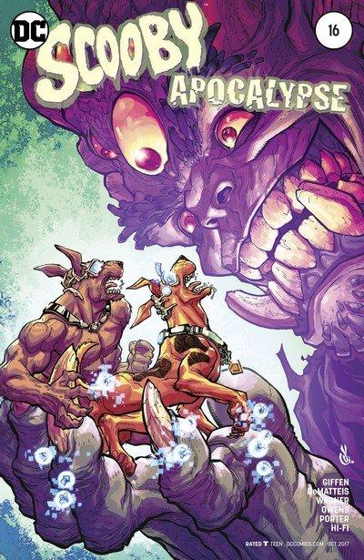 Scooby Apocalypse #16 (2017)