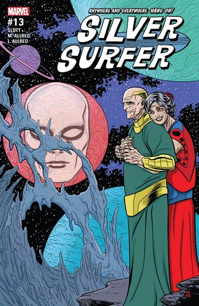 Silver Surfer #13 (2017)