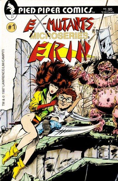 Solo Ex-Mutants #1 – 6 (1988-1989)