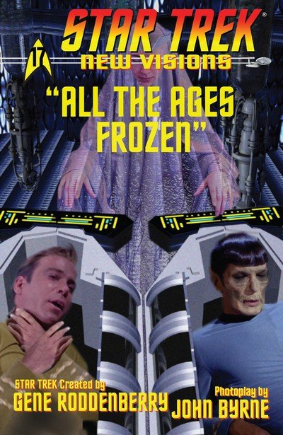 Star Trek New Visions #17 (2017)