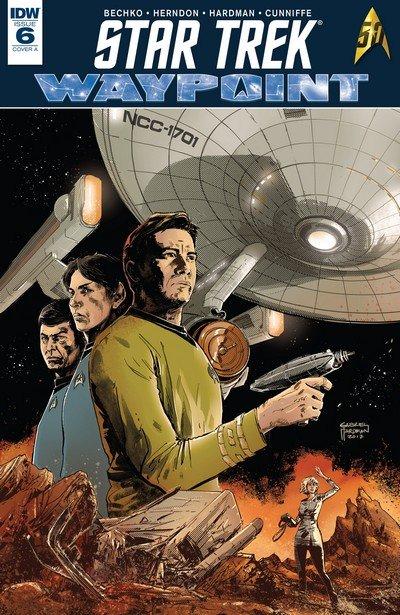 Star Trek Waypoint #6 (2017)