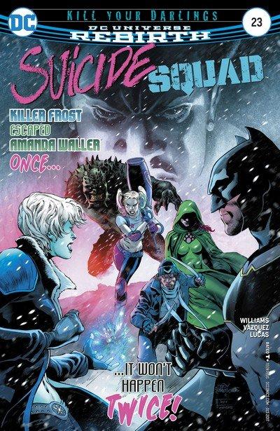 Suicide Squad #23 (2017)