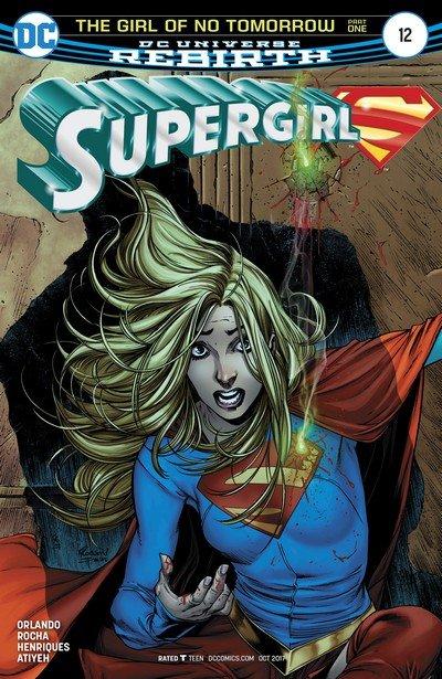 Supergirl #12 (2017)