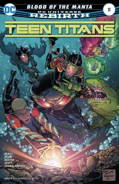 Teen Titans #11 (2017)