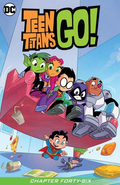 Teen Titans Go! #46 (2017)