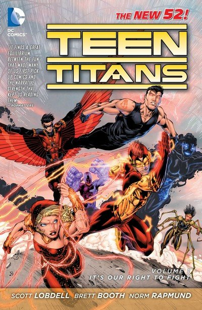 Teen Titans Vol. 1 – It's Our Right To Fight (2011)